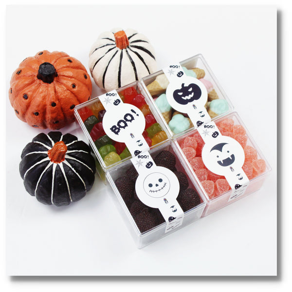 HAPPY HALLOWEEN - 4 CUBES - Candy Fix