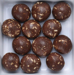 CHOCOLATE COCONUT MALT BALLS - Candy Fix