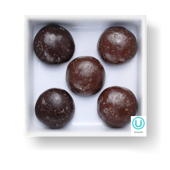 DARK & MILK SEA SALT CARAMELS - Candy Fix