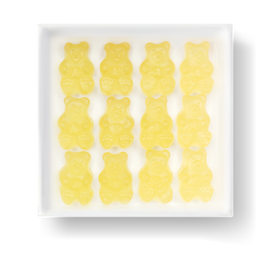 PINEAPPLE GUMMY BEARS