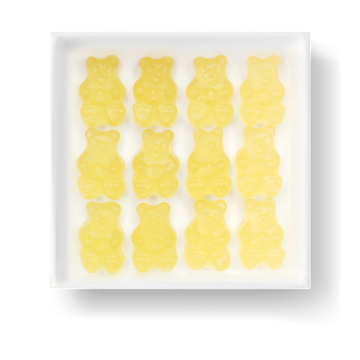 PINEAPPLE GUMMY BEARS - Candy Fix
