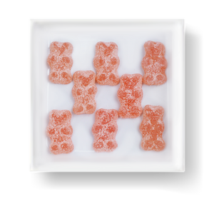 SOUR PROSECCO GUMMY BEARS CANDY