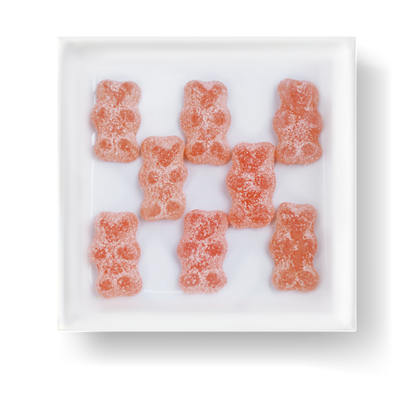 SOUR PROSECCO GUMMY BEARS GOURMET CANDY