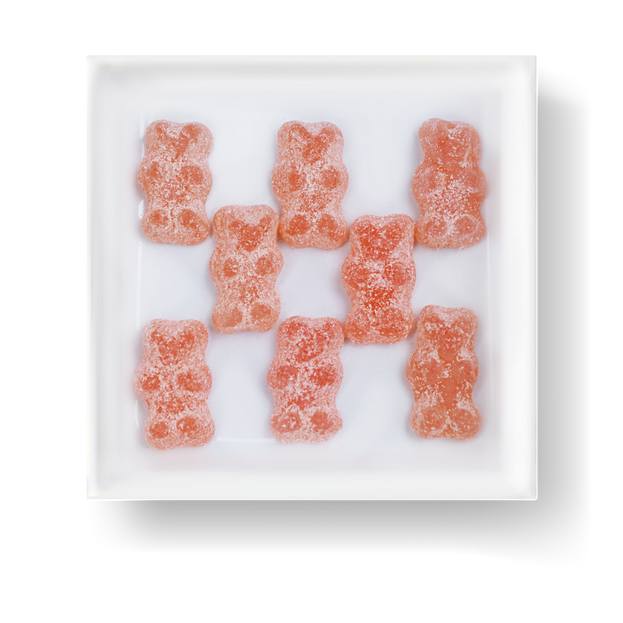 SOUR PROSECCO GUMMY BEARS - Candy Fix