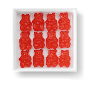 STRAWBERRY GUMMY BEARS