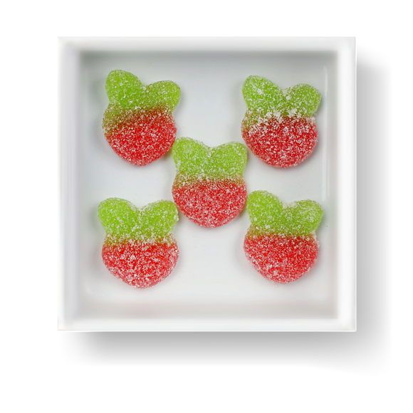 SOUR STRAWBERRY TINGLERS CANDY