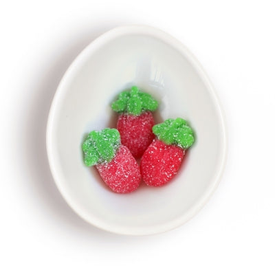 SOUR STRAWBERRY SLICES