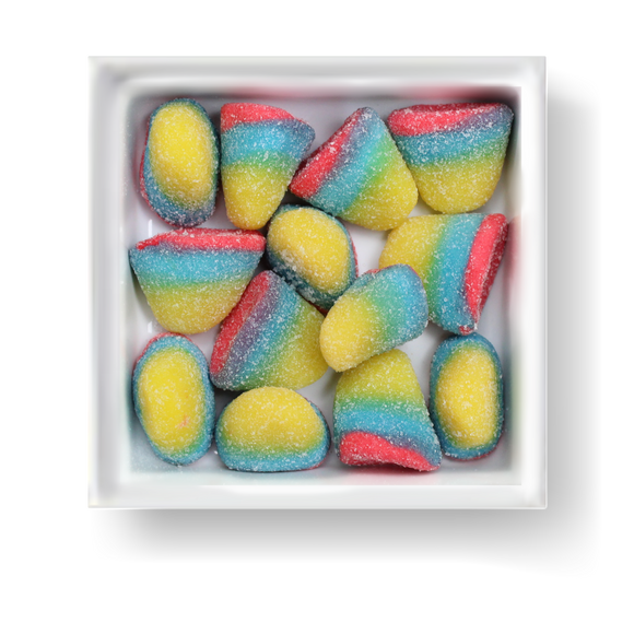 RAINBOW TROPICAL DROPS CANDY