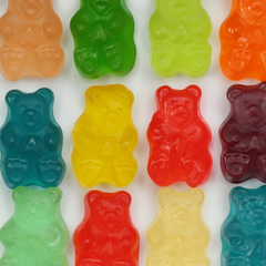12 FLAVOR GUMMY BEARS - Candy Fix
