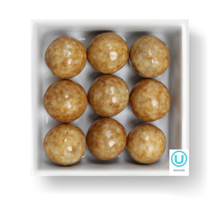 CAFE LATTE MALT BALLS