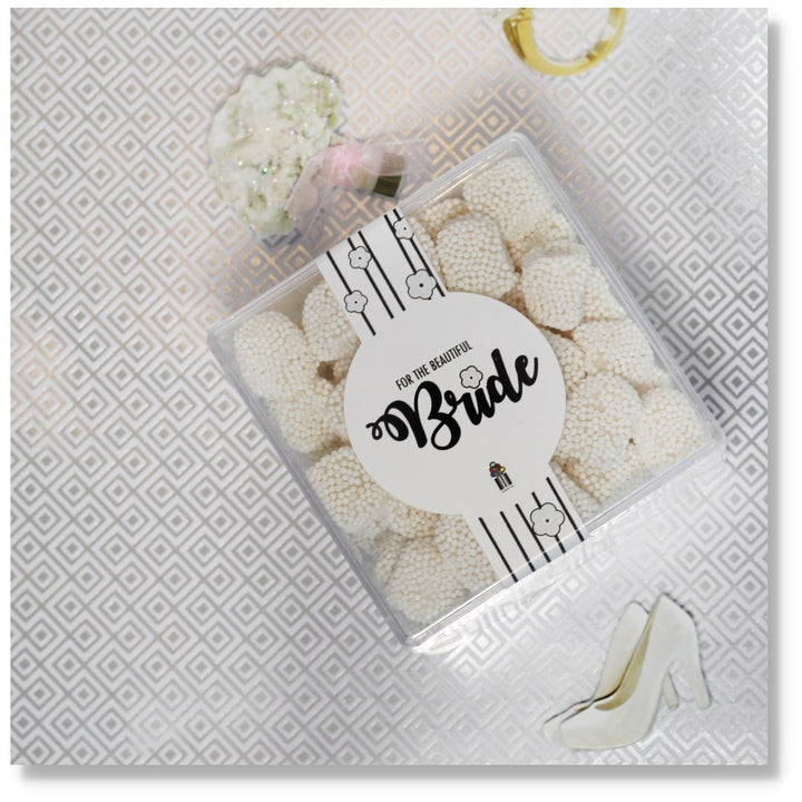Beautiful Bride - 2 cubes