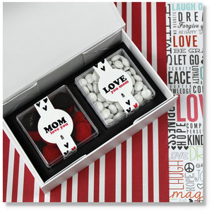 LOVE YOU MOM - 2 CUBES - Candy Fix