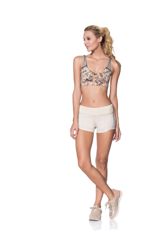 Women - Apparel - Active Wear - Tops:Maaji:Tropical Twist Sports Bra:WKND threads