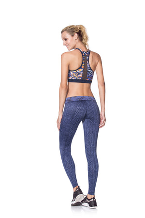 Women - Apparel - Active Wear - Tops:Maaji:Radiant Dive Sports Bra:WKND threads