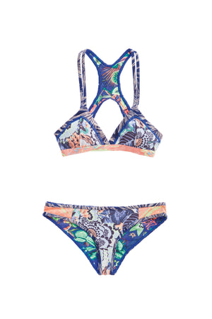 Women - Apparel - Swimwear - Bikinis Separates:Maaji:Cruise Along Bralette Top:WKND threads