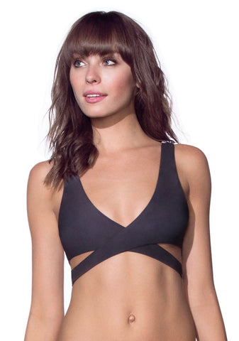 Featherful Decks Multiwear Bikini Top