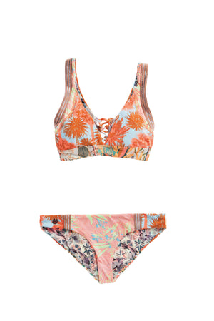 Women - Apparel - Swimwear - Bikinis Separates:Maaji:Atlantico Decks Multiwear Bikini Top:WKND threads