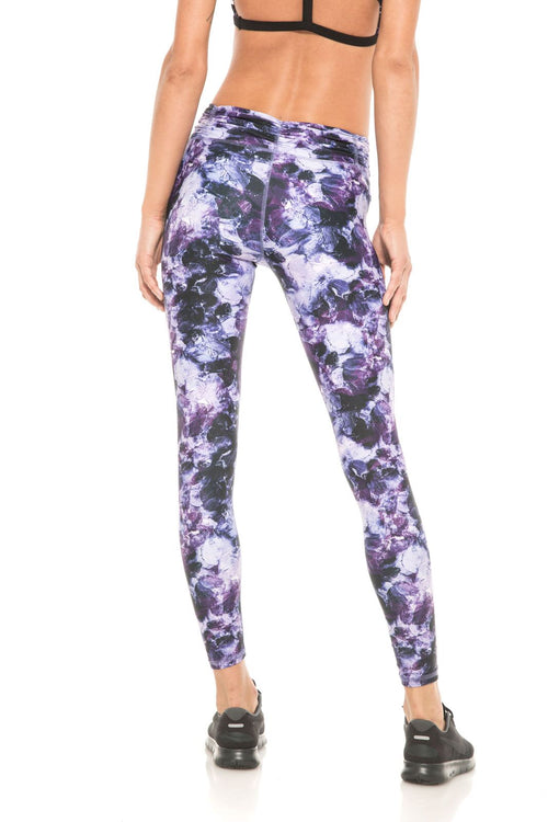 Women - Apparel - Active Wear - Bottom:Body Language Sportswear:The Reve Legging (Bloom):WKND threads