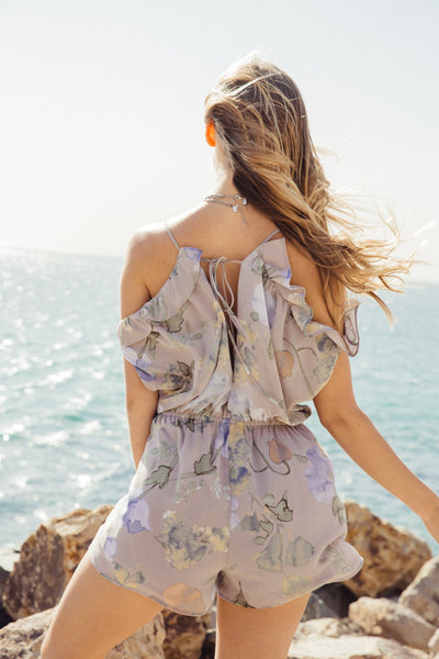 women - apparel - rompers:Lost + Wander:The Penelope Romper:WKND threads