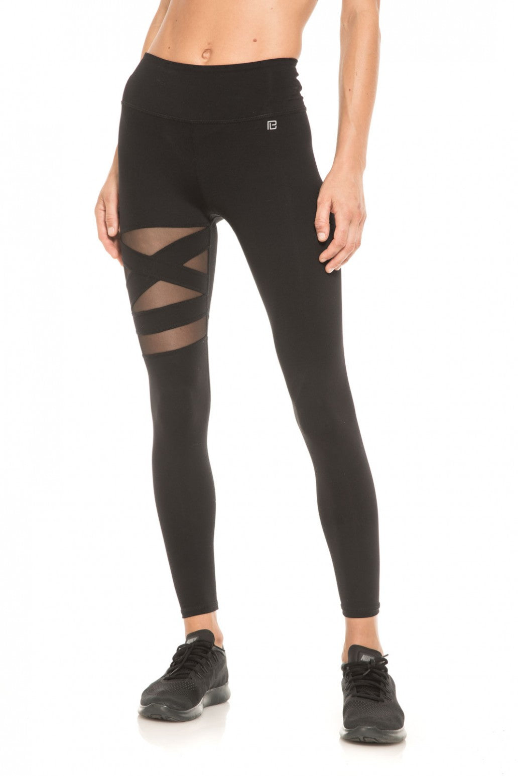Women - Apparel - Active Wear - Bottom:Body Language Sportswear:The Lively Legging:WKND threads