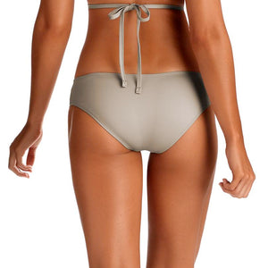 Vitmain A:Women - Apparel - Swimwear - Bikinis Separates:Pebble Emilia Triple Strap Bottom:4/XS HIPS 35-36