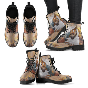 Horse Women's Boots - WS1017