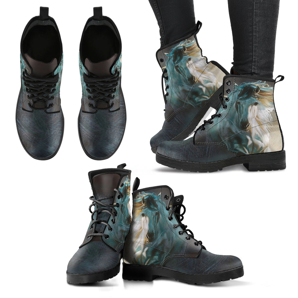 Horse Women's Boots - WS1015