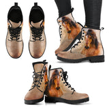 Brown Horse Version 3 Women's Boots - WS1013
