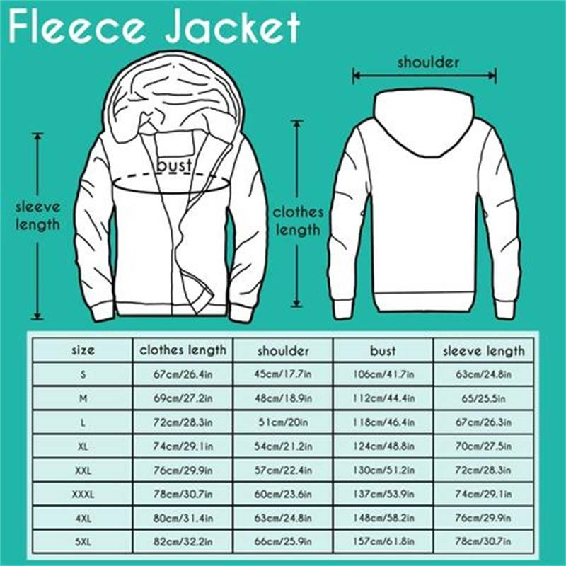 Glow In The Dark The Horse Face Jacket