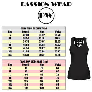 Woman HP Tank Top And Legging Version 03