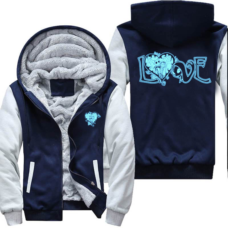 Limited Edition Glow In The Dark Jacket - Love - NM1001