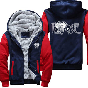 Limited Edition Jacket - Love - NM1001