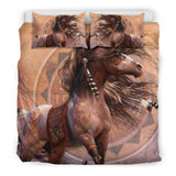 Horse Theme Bed Set
