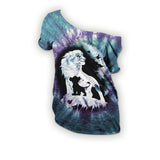 Lion King Slouchy  Tee And Legging Version 07