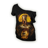 Lion King Slouchy  Tee And Legging Version 08