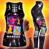 Lion Tank Top And Legging Version 13