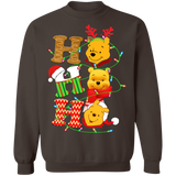 Hohoho Pooh version 02 Sweatshirt
