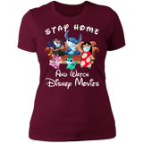 Disney 321 Ladies Tee CC