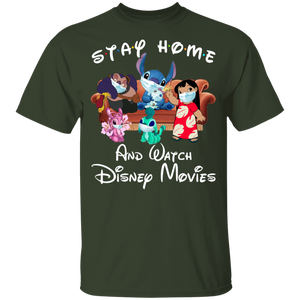 Disney 321 Youth shirt cc