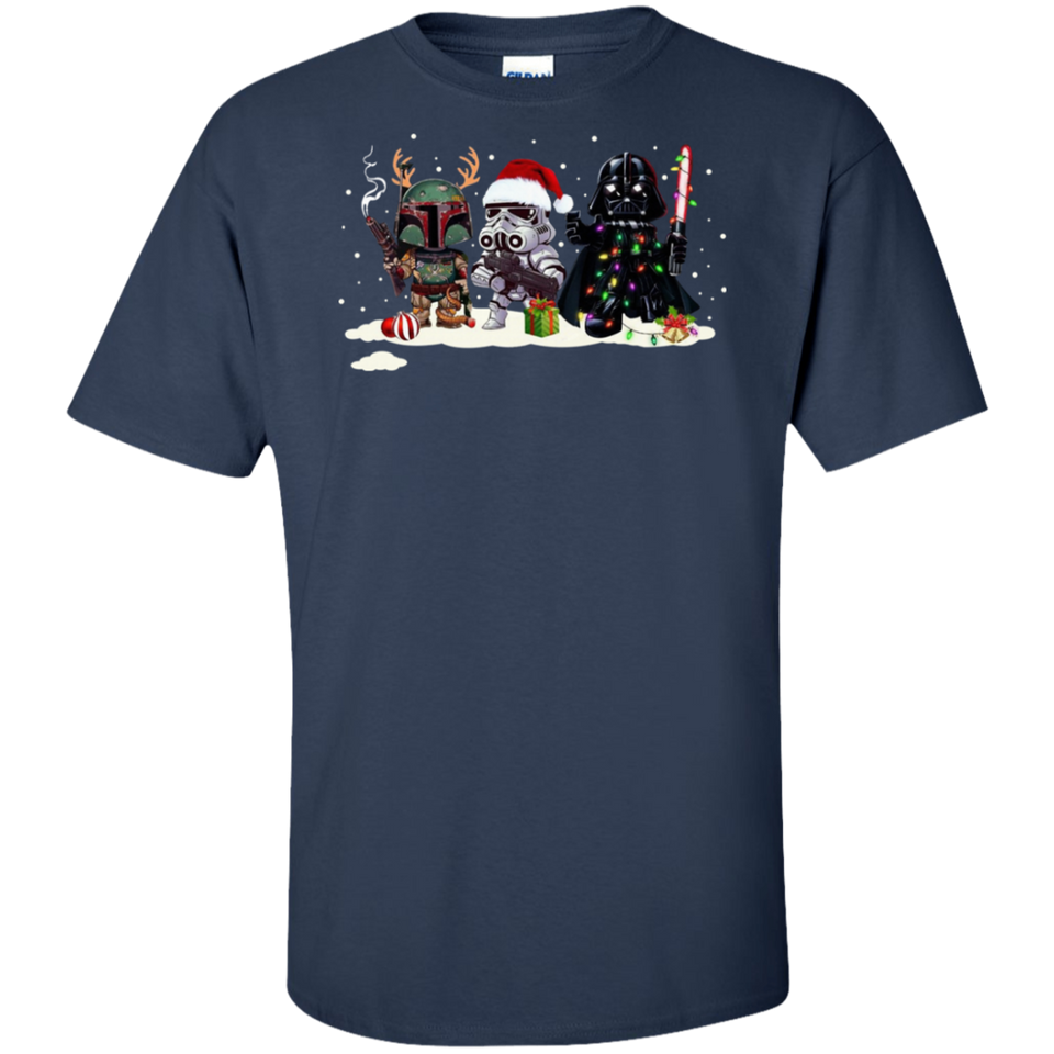 Star Wars Tall Ultra Cotton T-Shirt