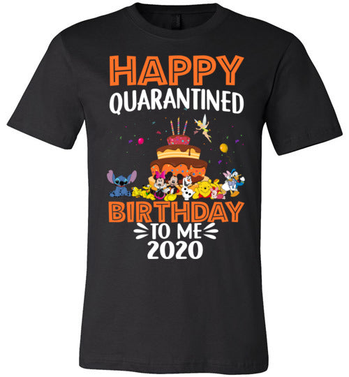 Happy Quarantined Birthday To Me 2020