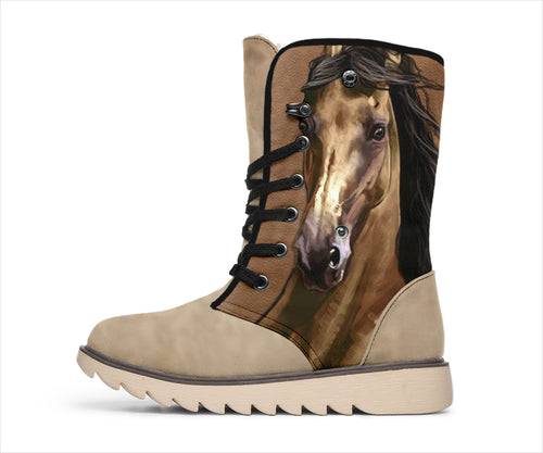 Horse Polar Boots Version 02