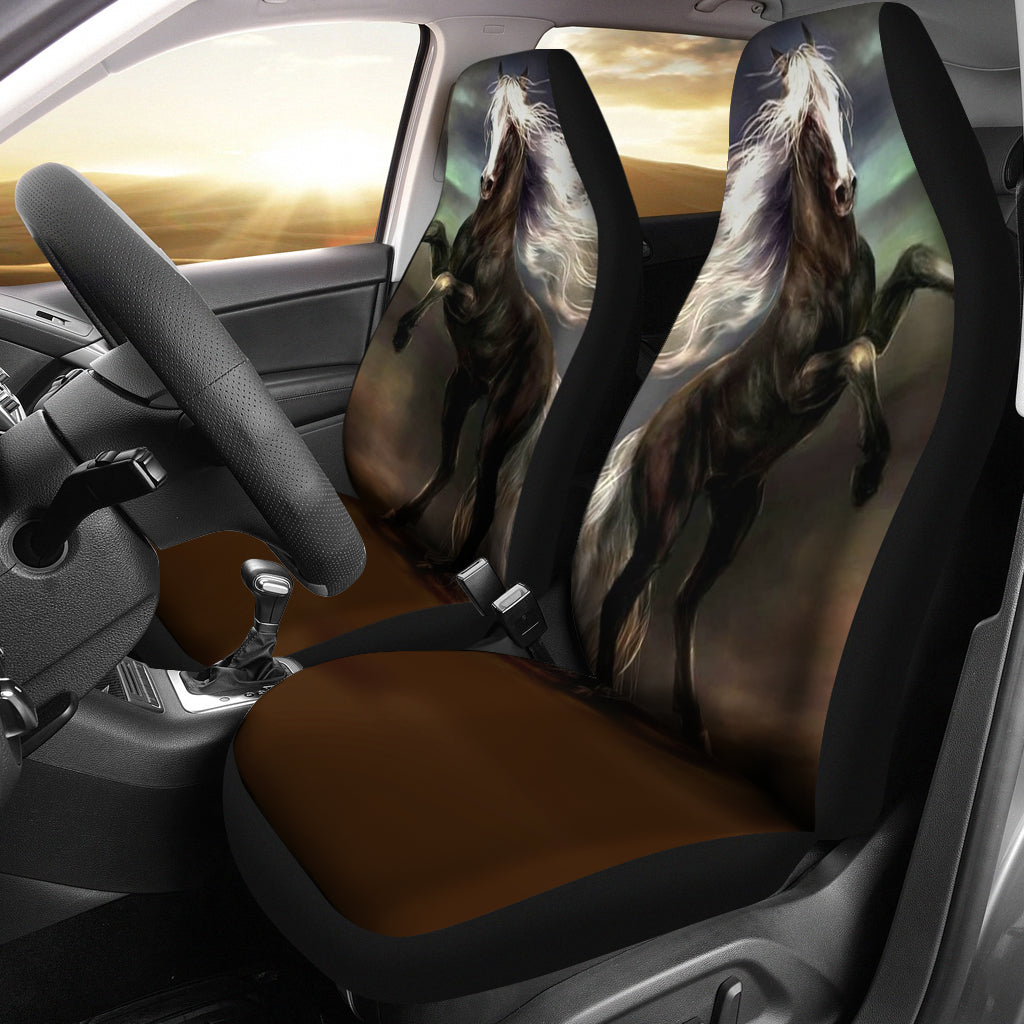 Horse Car Seat Covers 001