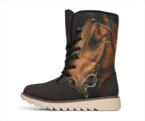 Horse Polar Boots Version 03
