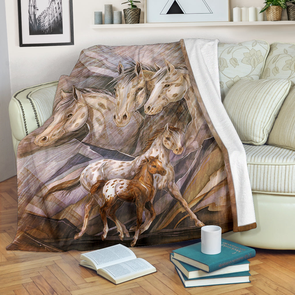 Horse Blanket Version 01
