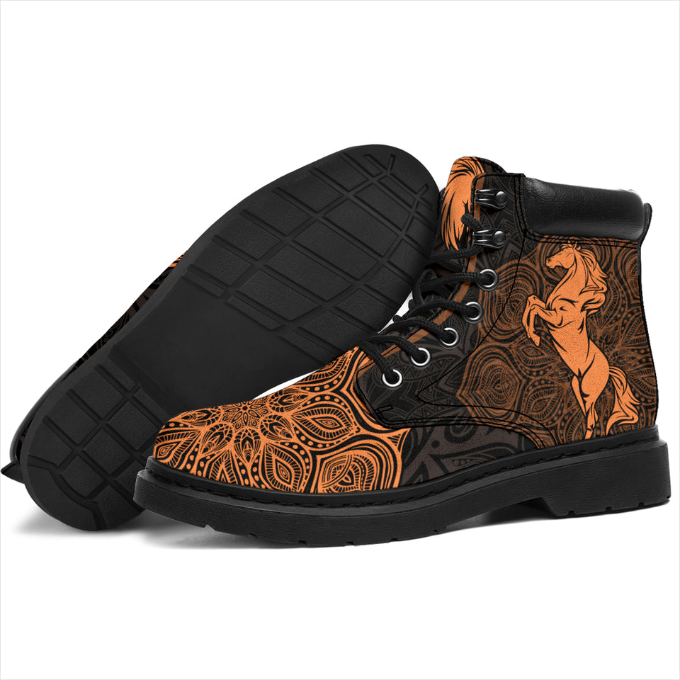 Horse All Season Boots Vesion 01