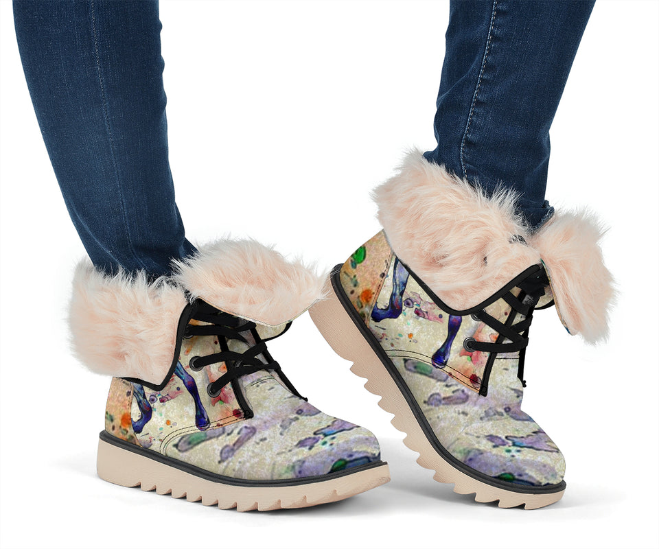 Horse Polar Boots Version 04