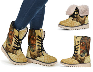 Horse Polar Boots Version 05
