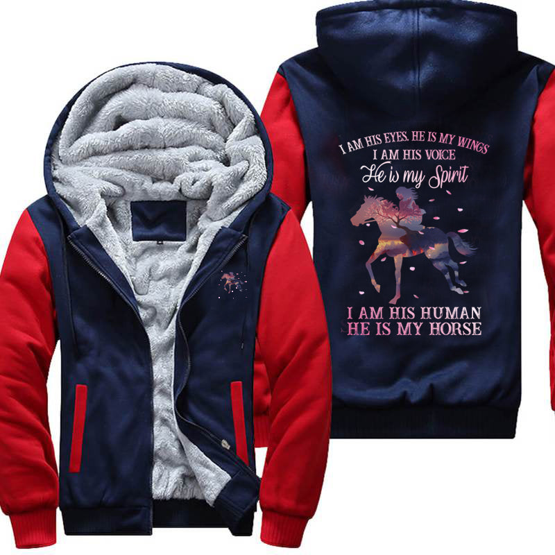 He Is My Horse New Jacket