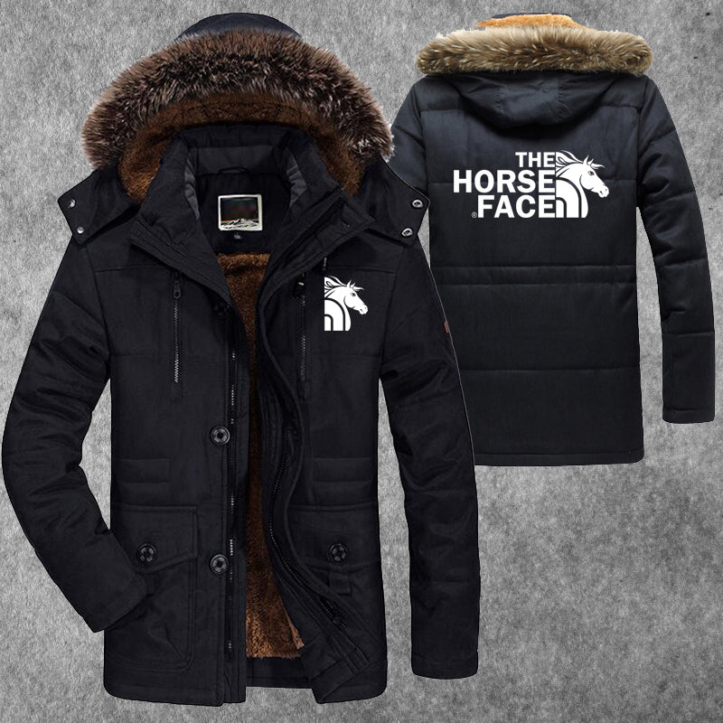 The Horse Face Long Jacket